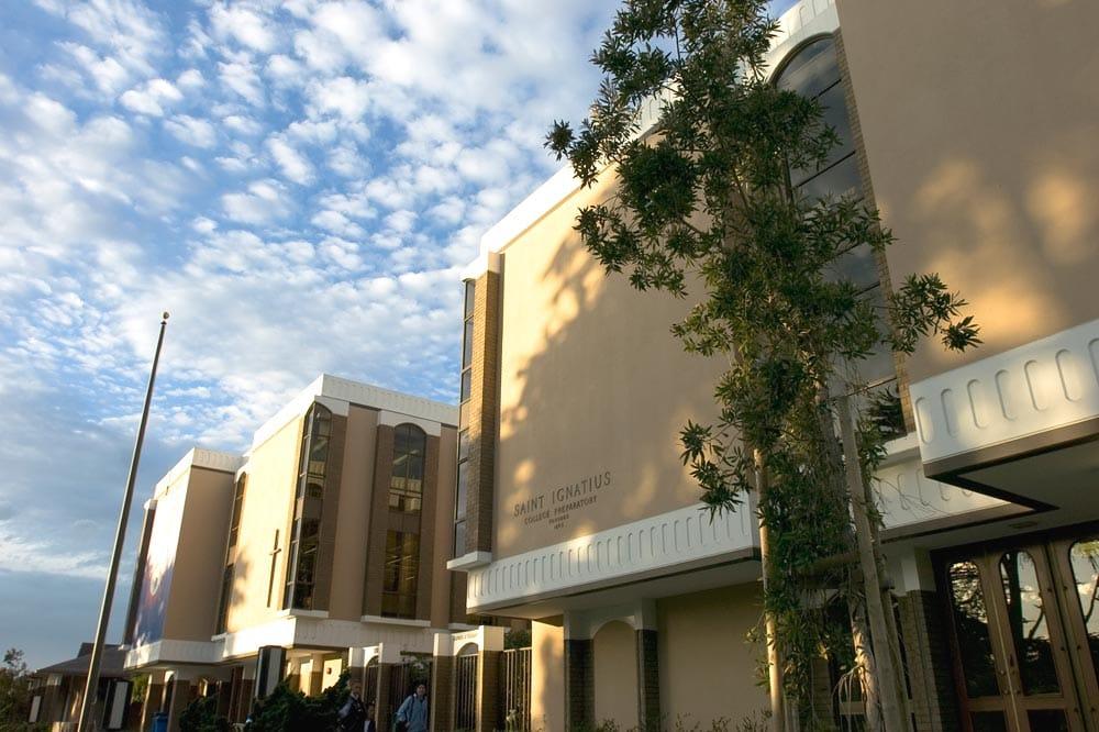 St. Ignatius Exterior